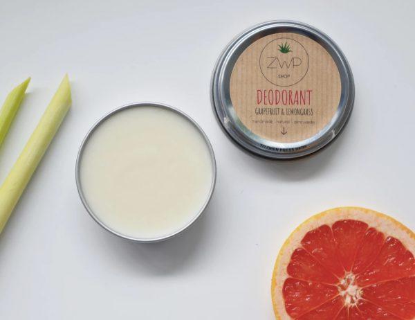 natūralus dezodorantas su greipfrutu ir citrinžole