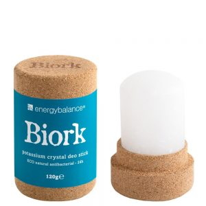 Natūralus dezodorantas BIORK